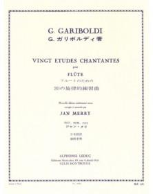 20 Études Chantantes Op.88