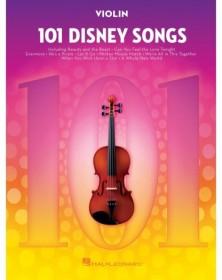 101 Disney Songs pour Violon