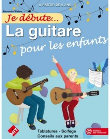 Je débute... La guitare...