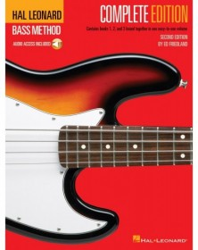 Hal Leonard Bass Method -...