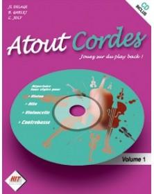 Atout Cordes + CD play back