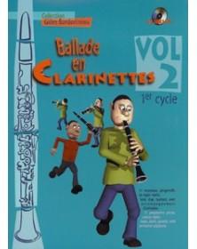 Ballade en Clarinettes...