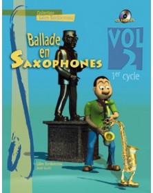 Ballade en Saxophones Cycle...