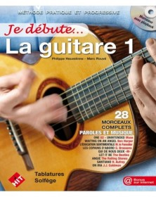 Je Débute la Guitare Vol. 1...