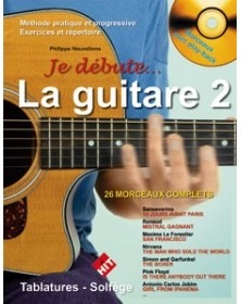 Je Débute la Guitare Volume...