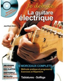 Je Débute la Guitare...