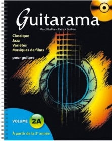 Guitarama Volume 2A