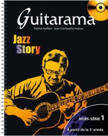 Guitarama Jazz Story...