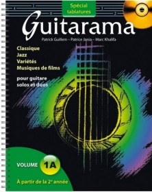 Guitarama Volume 1A...