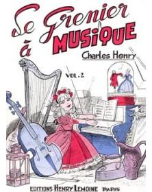 Le Grenier à musique Vol.2