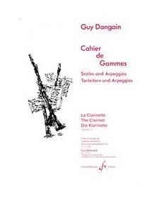 Guy Dangain : Cahier De Gammes