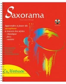 Saxorama La Méthode