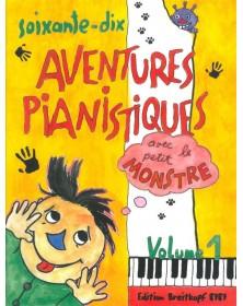 70 Aventures Pianistiques...