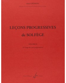 32 Leçons Progressives De...