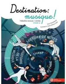 Destination Musique ! Vol. 4