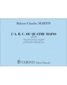 L'A.B.C. du 4 Mains, Opus 123