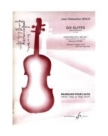 J.S. Bach : 6 Suites Pour...