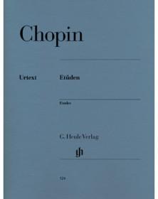 Chopin : Études