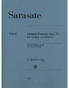 Carmen-Fantaisie Opus 25