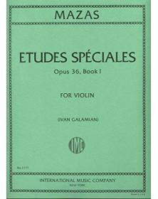 Études Spéciales, Opus 36,...