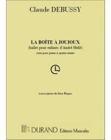 Boite A Joujoux - Ballet...