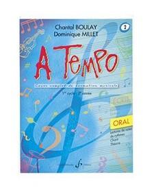 A Tempo Volume 2 - Oral