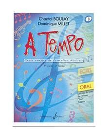 A Tempo Volume 3 - Oral