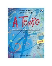 A Tempo Volume 4 - Oral