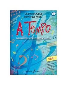 A Tempo Volume 6 - Oral