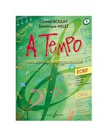 A Tempo Volume 6 - Ecrit