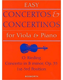 Rieding : Concerto op. 35...