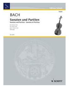 Bach : Sonates et Partitas...