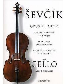 Sevcik : Etudes Opus 2 /...