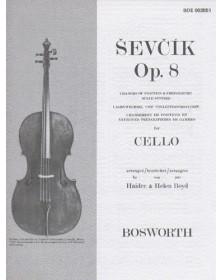 Sevcik : Etudes Opus 8 -...