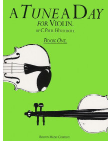 A Tune A Day Vol. 1 - Violon