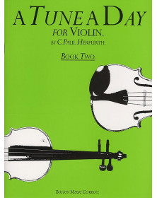 A Tune A Day Vol. 2 - Violon