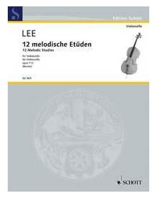 12 Melodische Etudes Opus 113