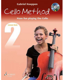 Cello Method : Lesson Book 2