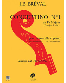 Concertino n° 1 en Fa Majeur