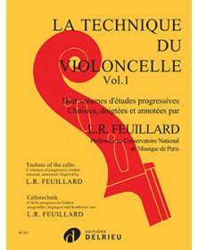 La Technique du Violoncelle...