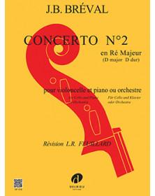 Concerto N° 2 en Ré Majeur