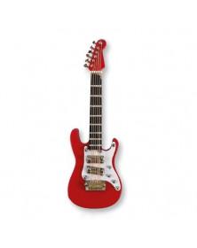 Guitare Electrique Rouge...