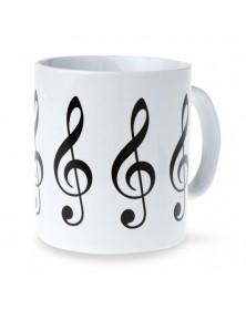 Mug Clé de Sol