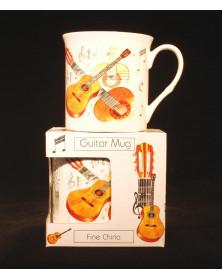 Mug Guitare
