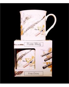 Mug Flûte Traversière