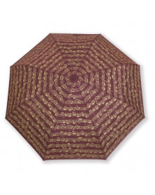 Parapluie Pliant Bordeaux