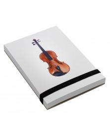 Bloc-Notes Violon :...