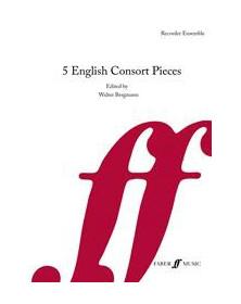 5 English Consort Pieces