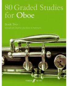 80 Graded Studies For Oboe...