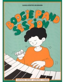 Boogie piano session